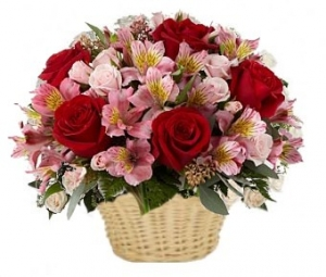 Aliflora Basket Love