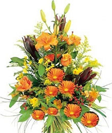 decorative bouquet