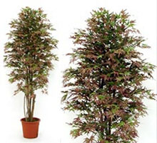 Artificial Plant red maple cm 175